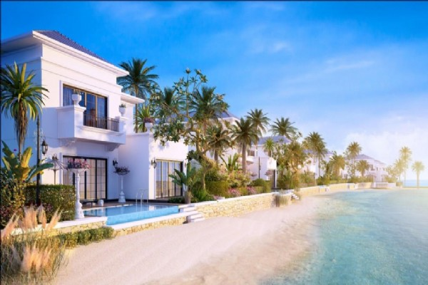 SHOP VILLAS THE ARENA CAM RANH – THE NEW TREND IN TOURIST RESORT