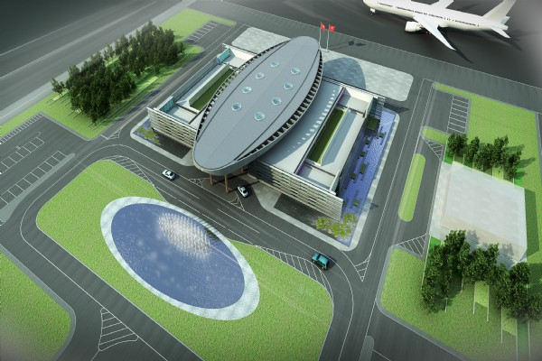 VIP AIRPORT SHELTER - Noi Bai International Airport