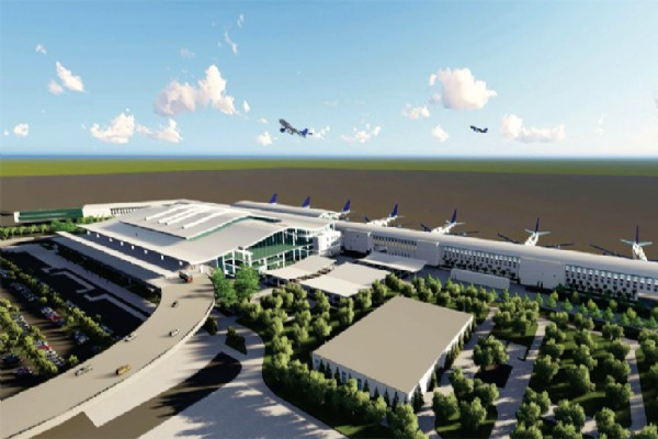 Expansion of International Terminal T2 – Tan Son Nhat Airport